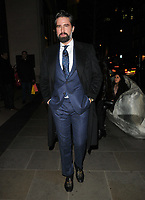 Jack Guinness at the LFW (Men's) a/w 2019 GQ Dinner, Brasserie of Light, Selfridges, Duke Street, London, England, UK, on Monday 07 January 2019.<br /> CAP/CAN<br /> &copy;CAN/Capital Pictures