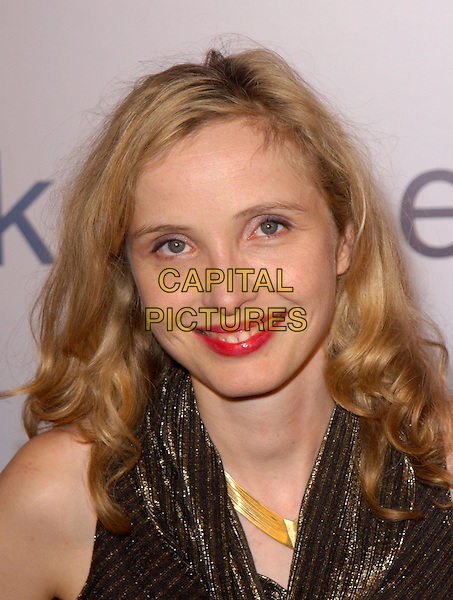 "JULIE DEPLY.Attends Fox Searchlight's L.A. Premiere of ""I Heart Huckabees"" held at The Grove in Los Angeles, California on portrait headshot.Ref: DVS.www.capitalpictures.com.sales@capitalpictures.com.©Debbie VanStory/Capital Pictures ."