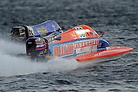 Brent Dillard (#80) and Dana Tomes (#66)     (Formula 1/F1/Champ class)
