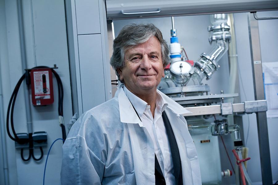 Alain Valet, President & CEO, société Graftys.AIX en PROVENCE