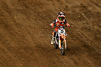KTM Mini Challenge / SX50<br /> Monster Energy Aus-XOpen<br /> Supercross &amp; FMX International<br /> Qudos Bank Arena, Olympic Park NSW<br /> Sydney AUS Sunday 12  November 2017. <br /> &copy; Sport the library / Jeff Crow