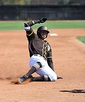 Tirso Ornelas - San Diego Padres 2020 spring training (Bill Mitchell)