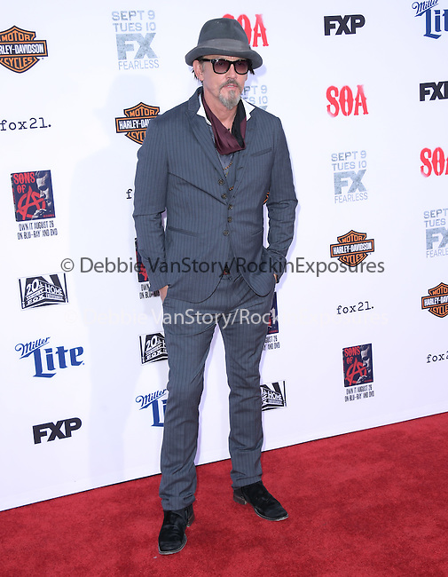 TOMMY FLANAGAN  attends  FX's SONS OF ANARCHY Premiere Screening held at The TCL Chinese Theatre  in Hollywood, California on September 06,2014                                                                               © 2014 Hollywood Press Agency