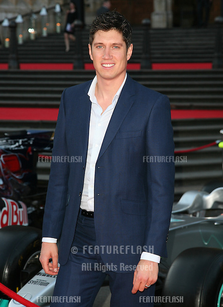 Vernon Kay attending the F1 Party, at the Natural History Museum, London. 06/07/2011  Picture by: Alexandra Glen / Featureflash
