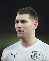 Burnley's Sam Vokes<br /> <br /> Photographer Rob Newell/CameraSport<br /> <br /> The Premier League - Saturday 1st December 2018 - Crystal Palace v Burnley - Selhurst Park - London<br /> <br /> World Copyright &copy; 2018 CameraSport. All rights reserved. 43 Linden Ave. Countesthorpe. Leicester. England. LE8 5PG - Tel: +44 (0) 116 277 4147 - admin@camerasport.com - www.camerasport.com