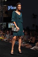 SÃO PAULO-SP-03.03.2015 - INVERNO 2015/MEGA FASHION WEEK - Grife Merrcado Negro/<br /> O Shopping Mega Polo Moda inicia a 18° edição do Mega Fashion Week, (02,03 e 04 de Março) com as principais tendências do outono/inverno 2015.Com 1400 looks das 300 marcas presentes no shopping de atacado.Bráz-Região central da cidade de São Paulo na manhã dessa segunda-feira,02.(Foto:Kevin David/Brazil Photo Press)