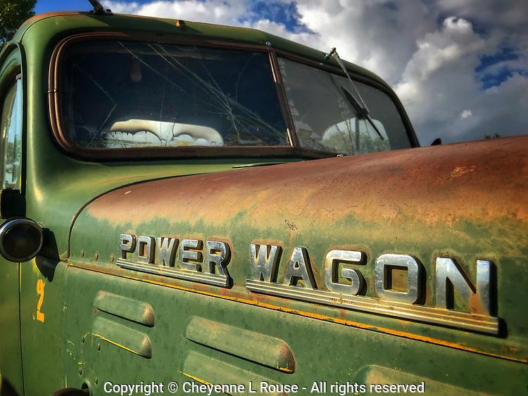 Green Power Wagon