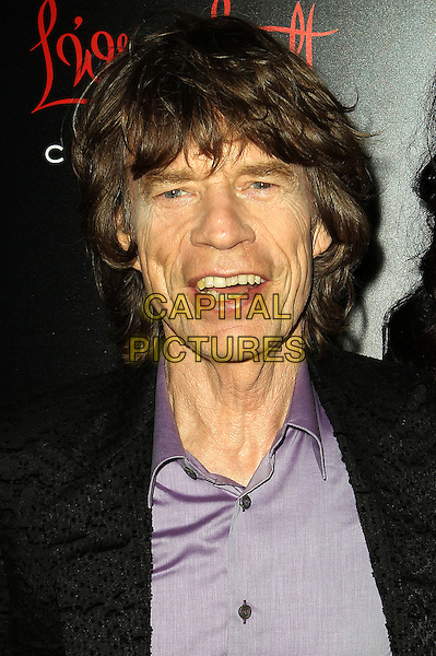 19 November 2013 - Los Angeles, California - Mick Jagger. <br /> Banana Republic L'Wren Scott Collection at Chateau Marmont. <br /> CAP/ADM/KB<br /> &copy;Kevan Brooks/AdMedia/Capital Pictures