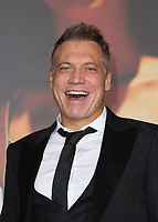 LOS ANGELES, CA - NOVEMBER 13: Holt McCallany, at the Justice League film Premiere on November 13, 2017 at the Dolby Theatre in Los Angeles, California. Credit: Faye Sadou/MediaPunch /NortePhoto.com