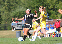 Womens JV Soccer vs. Carmel 8-25-13