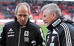 Fussball: 2. Bundesliga: FC Ingolstadt - TSV 1860 Muenchen