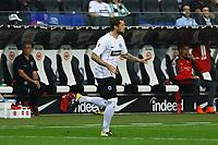 Marco Russ (Eintracht Frankfurt) wird eingewechselt - 30.09.2017: Eintracht Frankfurt vs. VfB Stuttgart, Commerzbank Arena