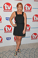 Arielle Free at the TV Choice Awards 2018, The Dorchester Hotel, Park Lane, London, England, UK, on Monday 10 September 2018.<br /> CAP/CAN<br /> &copy;CAN/Capital Pictures