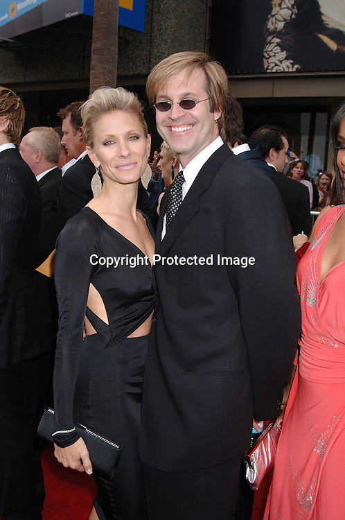 Kelley and John Hensley ..arriving at The 33rd Annual Daytime Emmy Awards..on April 28, 2006 at The Kodak Theatre...Robin Platzer, Twin Images