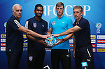 Johor Darul Ta'zim's Press Conference prior to AFC Cup 2016 Semi-Finals 1st leg match between Johor Darul Ta'zim (MAS) vs JSW Bengaluru FC (IND) at Stadium Tan Sri Dato Hj Hassan Yunos on 27 September 2016, in Johor Bahru, Malaysia. Photo by Simon Yap / Lagardere Sports