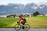 Training rides for the 2018 UCI Road World Championships, Innsbruck-Tirol, Austria 2018. 26th September 2018.<br /> Picture: Innsbruck-Tirol 2018/BettiniPhoto | Cyclefile<br /> <br /> <br /> All photos usage must carry mandatory copyright credit (&copy; Cyclefile | Innsbruck-Tirol 2018/BettiniPhoto)