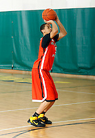 April 9, 2011 - Hampton, VA. USA;  Billy Garrett Jr. participates in the 2011 Elite Youth Basketball League at the Boo Williams Sports Complex. Photo/Andrew Shurtleff