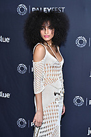 "HOLLYWOOD, CA - MARCH 23: Indya Moore attends PaleyFest 2019 for FX's ""Pose"" at the Dolby Theatre on March 23, 2019 in Hollywood, California. (Photo by Vince Bucci/FX/PictureGroup)"