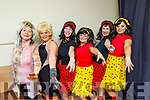 ' Tina Turner and the Chancers '  rocked the stage at the Summer Concert at Castlegregory Community centre last Friday night in aid of Palliative Care, UHK, Tralee, L-R Carmel O'Connor, Josephine Raftery, Suzanne Hogan, Eileen McCarthy, Olivia Cannon and Katie Raftery.