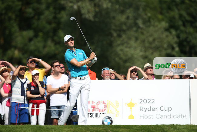 Martin Kaymer (GER) on the 12th during Round Two of the 2015 BMW International Open at Golfclub Munchen Eichenried, Eichenried, Munich, Germany. 26/06/2015. Picture David Lloyd | www.golffile.ie