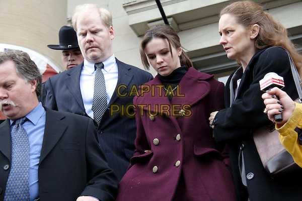 JIM GAFFIGAN, AMBER TAMBLYN & MELISSA LEO.in Stephanie Daley .**Editorial Use Only**.CAP/FB.Supplied by Capital Pictures