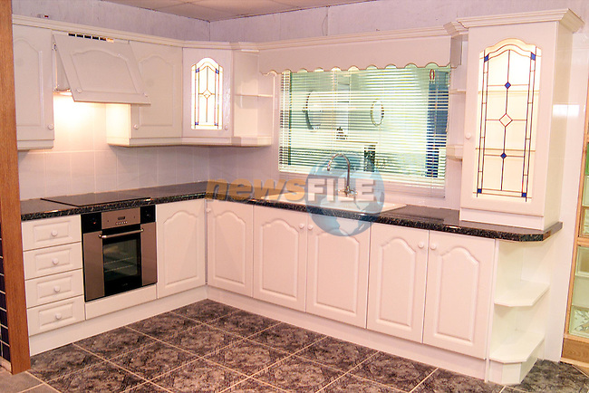 Malachy Bohill Kitchens.Picture: Paul Mohan/Newsfile