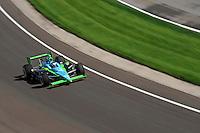 10-18 May 2008, Indianapolis, Indiana, USA. Ryan Hunter-Reay's Honda/Dallara.©2008 F.Peirce Williams USA.