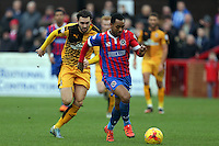 Dagenham & Redbridge vs Cambridge United 26-12-15