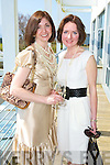 Carol Kennelly and Anne Marie O'Leary Tralee at the Fashion Awards Lunch at the Aghadoe Heights Hotel, Killarney on Sunday.