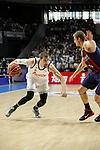Real Madrid´s Nocioni during Liga Endesa Final first match at Palacio de los Deportes in Madrid, Spain. June 19, 2015. (ALTERPHOTOS/Victor Blanco)