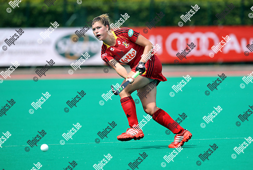2013-07-14 / Hockey / seizoen 2013 / Dames Belgi&euml; / Stephanie De Groof<br />