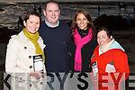 Betting: Having a great day at the Ballyeigue Race Meeting on Wednesday 27th December were Deirdre OHalloran, Ger Kennedy, Michelle OMalley and Siobhan Barrett, all from Ballyheigue.