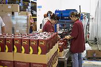 bottling line for bag in box roquevale alentejo portugal