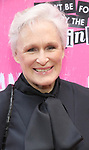 "Glenn Close attending the Broadway Opening Night Performance of  ""Mean Girls"" at the August Wilson Theatre Theatre on April 8, 2018 in New York City."
