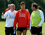150508 Manchester Utd Training