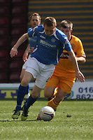Motherwell v St Johnstone 280412