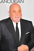 NEW YOKR, NY - NOVEMBER 7: Billy Joel at The Elton John AIDS Foundation's Annual Fall Gala at the Cathedral of St. John the Divine on November 7, 2017 in New York City. <br /> CAP/MPI/JP<br /> &copy;JP/MPI/Capital Pictures