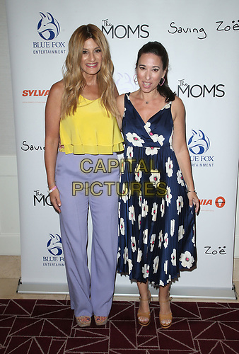 WEST HOLLYWOOD, CA - JULY 10: Denise Albert, Melissa Gerstein, at The Makers of Sylvania host a Mamarazzi event at The London Hotel in West Hollywood, California on July 10, 2019. <br /> CAP/MPIFS<br /> ©MPIFS/Capital Pictures