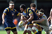 Worcester Warriors v Bath : 15.04.17