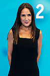 Tv Host Virginia Díaz attends to presentation of new season of 'La 2' FestVal in Vitoria, Spain. September 04, 2018.  (ALTERPHOTOS/Borja B.Hojas)