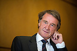 © Joel Goodman - 07973 332324 . 08/09/2015 . Salford , UK . Founder and CEO of Ineos , JIM RATCLIFFE at the Lowry Hotel in Salford . Photo credit : Joel Goodman