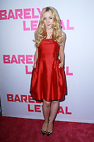 """Dove Cameron<br /> at the """"Barely Lethal"""" Los Angeles Special Screening, Arclight, Hollywood, CA 05-27-15<br /> David Edwards/Dailyceleb.com 818-249-4998"""