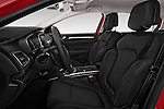 Front seat view of 2016 Renault Megane-Grandtour Bose-Edition 5 Door wagon Front Seat  car photos