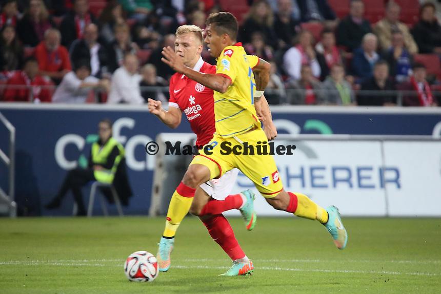 - 1. FSV Mainz 05 vs. TSG 1899 Hoffenheim, Coface Arena