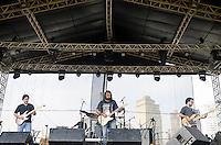 SÃO PAULO,SP, 18.06.2016 - SHOW-SP - Grupo O Bando durante apresentação na segunda edição do Festival BB Seguridade de Blues e Jazz, no Parque Villa Lobos em São Paulo, neste sábado, 18. (Foto: Bete Marques/Brazil Photo Press)