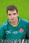 Eoin Lynch of the Crotta O'Neills hurling club.