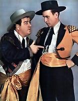 Abbott and Costello (colorized version)