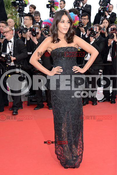 "Leila Bekhti attending the ""Madagascar III"" Premiere during the 65th annual International Cannes Film Festival in Cannes, France, 18.05.2012..Credit: Timm/face to face/MediaPunch Inc. ***FOR USA ONLY***"
