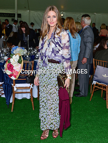 """OLIVIA PALERMO.attends the Sentabale Charity Polo Match at the Greenwich Polo Club, Conneticut_15/05/2013.Prince Harry is on a week long USA visit the includes Washington, Denver, Colorado Springs, New Jersey, New York and Conneticut..Mandatory credit photo:©DIASIMAGES..NO UK USE UNTIL 11/06/2013.(Failure to credit will incur a surcharge of 100% of reproduction fees)..**ALL FEES PAYABLE TO: """"NEWSPIX  INTERNATIONAL""""**..Newspix International, 31 Chinnery Hill, Bishop's Stortford, ENGLAND CM23 3PS.Tel:+441279 324672.Fax: +441279656877.Mobile:  07775681153.e-mail: info@newspixinternational.co.uk"""