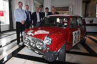 Monte Carlo Historic Rally Press Launch 2011